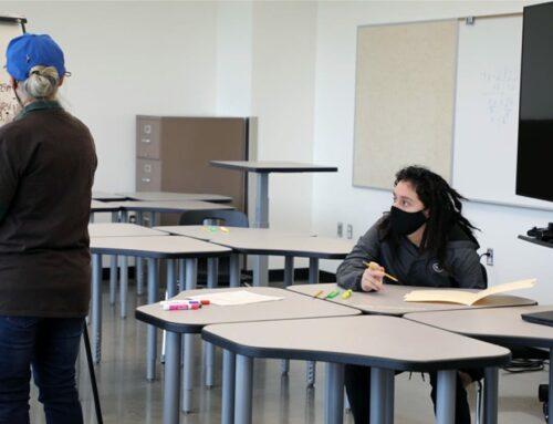 Hybrid start dates for middle and high school students   Aprendizaje híbrido para los estudiantes de las escuelas intermedias y preparatorias