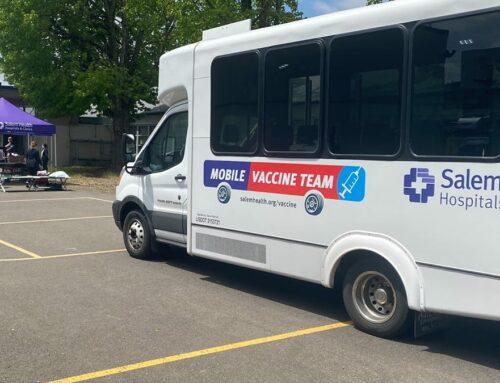 Free mobile vaccine clinics at many Salem-Keizer schools